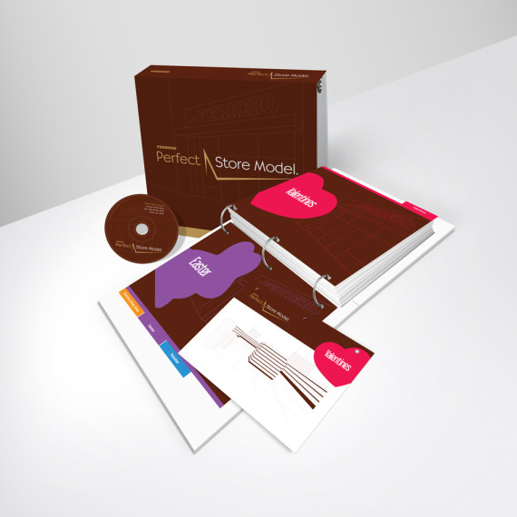 Marketing Collateral + logo Design for Ferrero Canada | Designed by freelanceportfolio.com