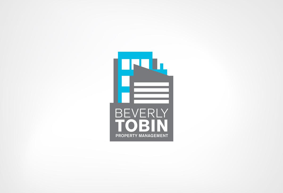 Beverly Tobin Logo design by The Freelance Portfolio Inc.