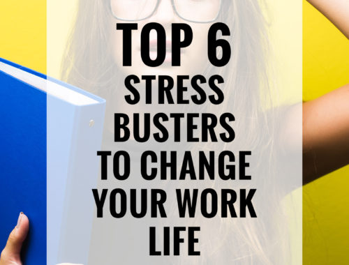 Business Tips | Top 6 stress busters to change your work life | by The Freelance Portfolio
