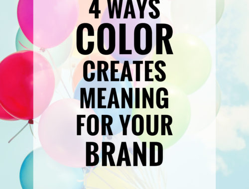 4 Ways Color Creates Meaning For Your Brand TheFreelancePortfolio